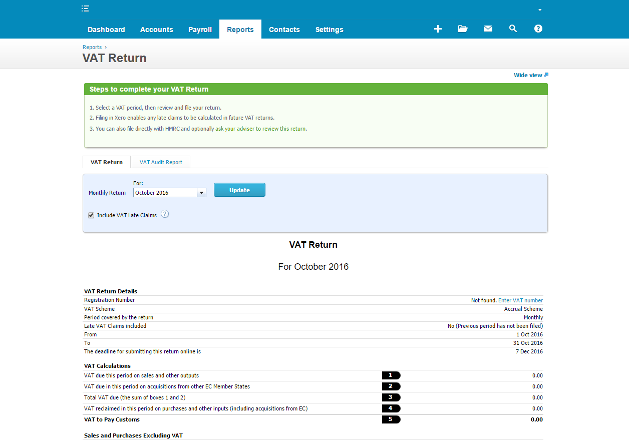 Xero Review - Accounting Software